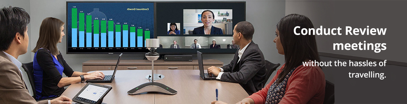 Book video conference room,  manage video conferencing, webcast service